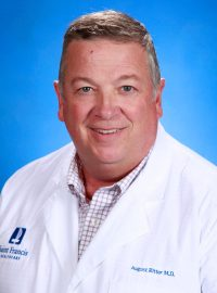 R. August Ritter III, MD