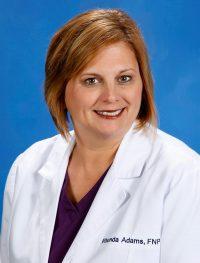 Rhonda K. Adams, RN, FNP-BC