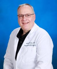 Dr. Mitchell Farber, MD, MBA, FACS, FCCM