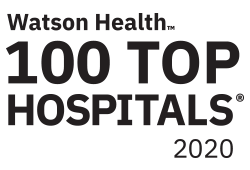 Saint Francis Medical Center was a Watson Health 100 Top Hospital in 2020